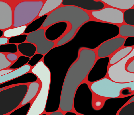 Bold Abstract 7 fabric by animotaxis on Spoonflower - custom fabric