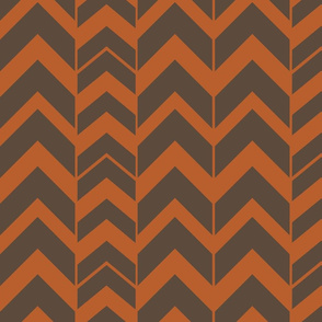 Chevron-Pumpkin
