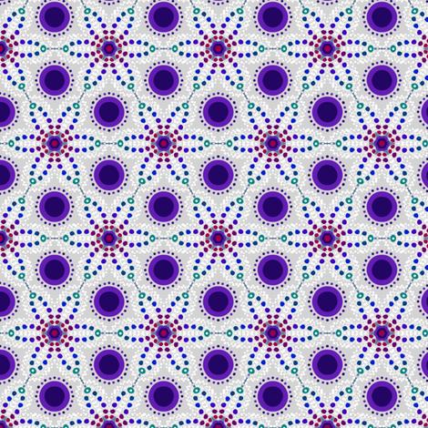 Della fabric by siya on Spoonflower - custom fabric