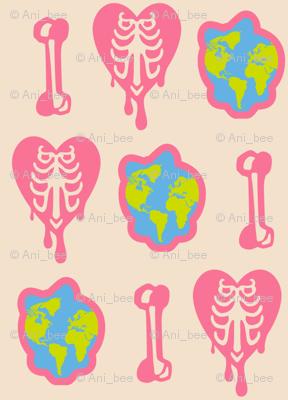 Venus Eco Punk Pattern