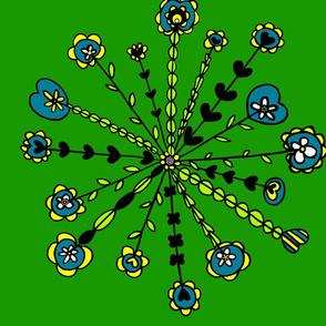 Floral_Spokes_Green_Blue_Yellow_White