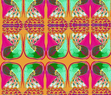 """""""My Pretty"""" fabric by elizabethvitale on Spoonflower - custom fabric"""