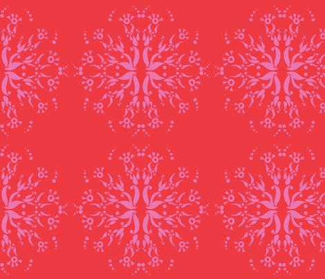 Modern take- bright fabric by kcs on Spoonflower - custom fabric