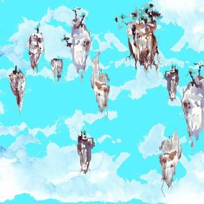 sky islets