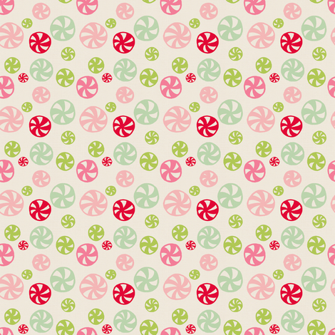 Sweet Season 100 fabric by lisabarbero on Spoonflower - custom fabric