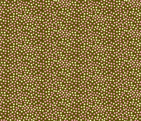 Spotty Dotty fabric by zoebrench on Spoonflower - custom fabric