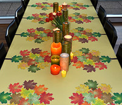 Thanksgiving Prayer Tablecloth