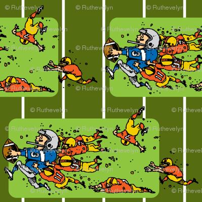 Be My Football Hero