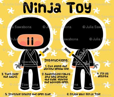 Ninja Toy