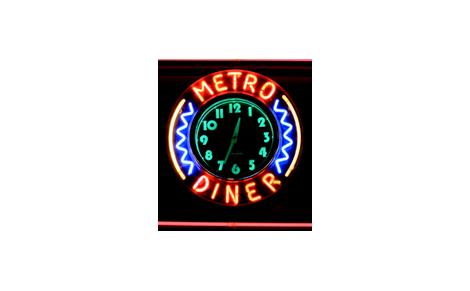 Metro Diner fabric by relative_of_otis on Spoonflower - custom fabric