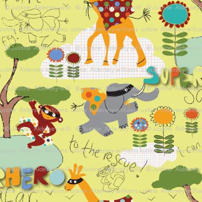 Rsuperhero_safari_justine_aldersey_williams_2012_preview