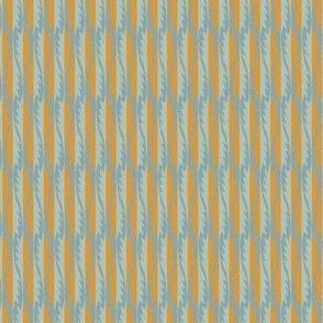 Gypsy Leaf Stripe slate
