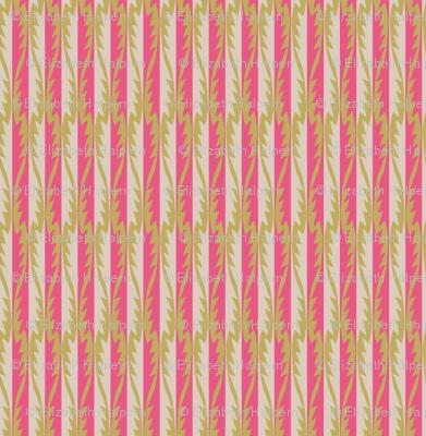 Gypsy Leaf Stripe coral