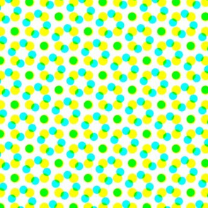 halftone dots - 18 designs by weavingmajor