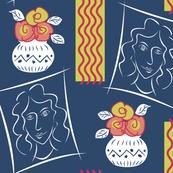 A la Matisse