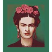 Frida - centered panel