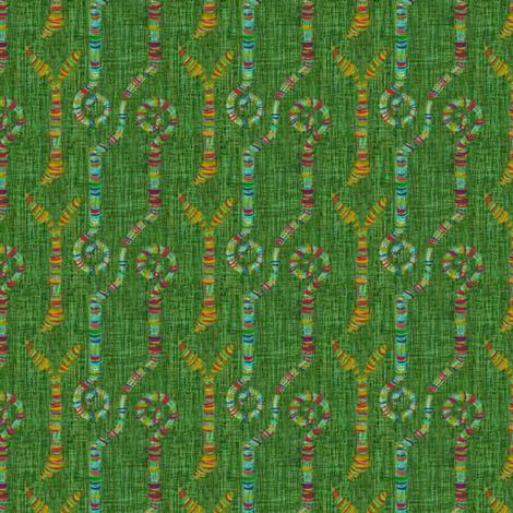 Threaded Curled Cord fabric by wren_leyland on Spoonflower - custom fabric