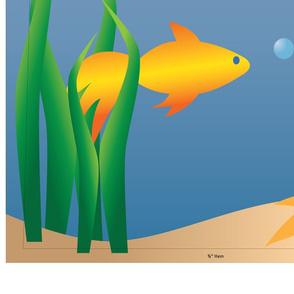 Gold-Fish-Tee