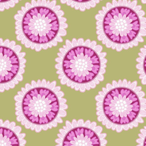 Peony Nouveau - Pink