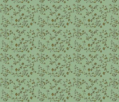 Floralsketch_textured_green_shop_preview
