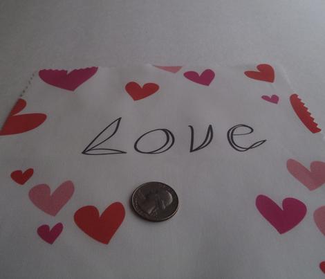 Love is like hearts 2