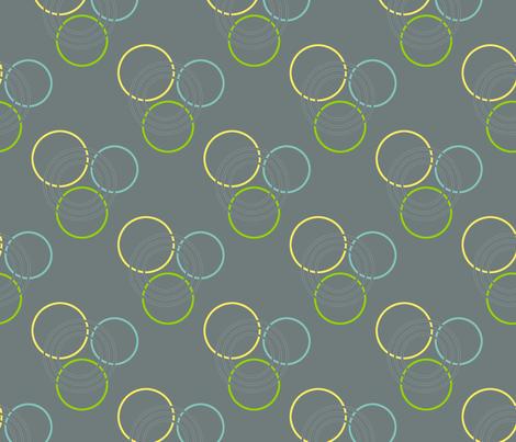 Crop Circles fabric by ilikemeat on Spoonflower - custom fabric
