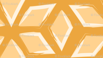 lattice - saffron