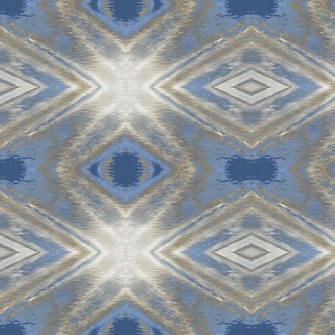 Water Ripples on Swedish Archepeligo fabric by susaninparis on Spoonflower - custom fabric