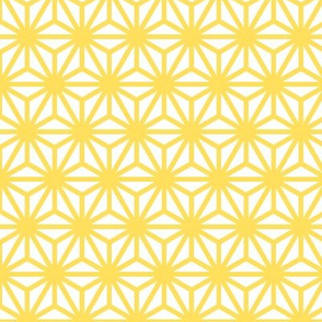 asanoha in citrine