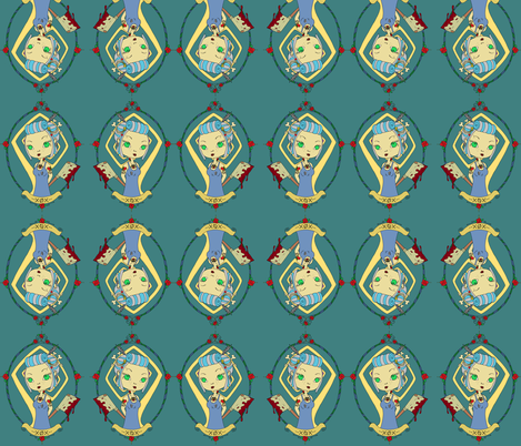 "axed 2"" fabric by miss_jo_di_o on Spoonflower - custom fabric"