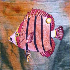 Butterfly Fish block