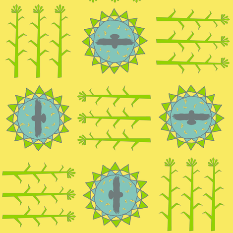 Cornfield fabric by keweenawchris on Spoonflower - custom fabric