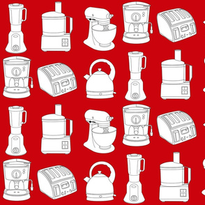 Appliances_red