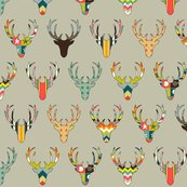 Rretro_deer_head_stone_st_sf_shop_thumb