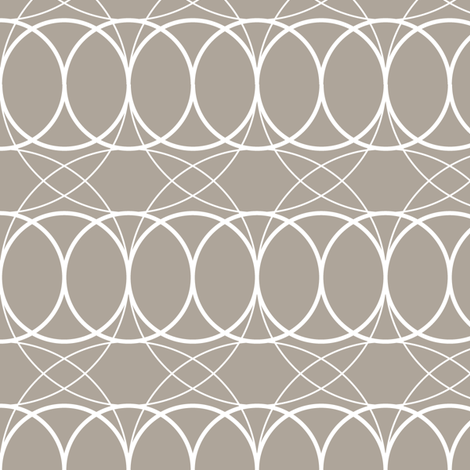 Circles 1 fabric by heleenvanbuul on Spoonflower - custom fabric