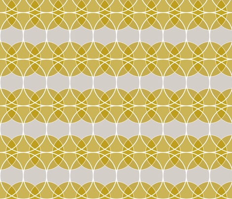 Circles 4 fabric by heleenvanbuul on Spoonflower - custom fabric