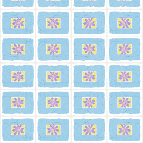 Flower Square Dance IV fabric by robin_rice on Spoonflower - custom fabric