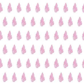 Regency Curled Fern Pink Dimension