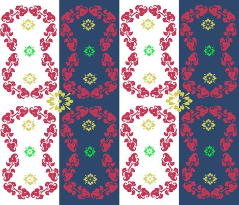 Matisse Oui fabric by scifiwritir on Spoonflower - custom fabric