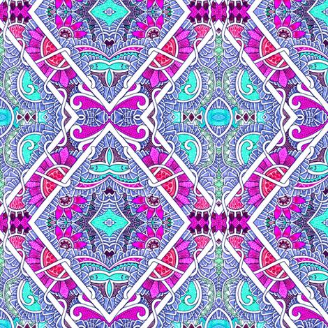 Miami Beach fabric by edsel2084 on Spoonflower - custom fabric