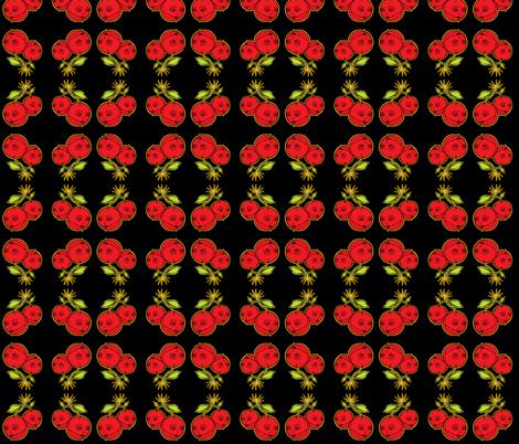 cherry bombd fabric by miss_jo_di_o on Spoonflower - custom fabric