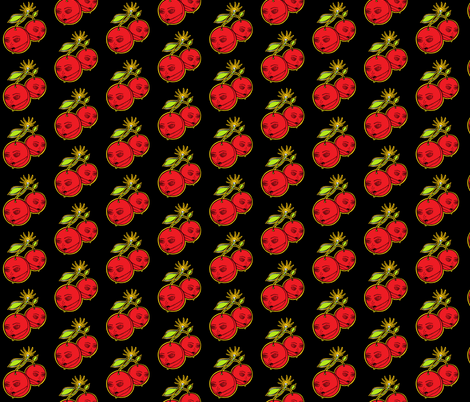 cherry bombd2 fabric by miss_jo_di_o on Spoonflower - custom fabric