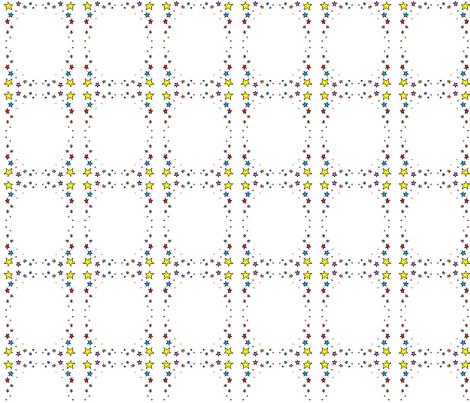 stars-rnbow plaid fabric by miss_jo_di_o on Spoonflower - custom fabric