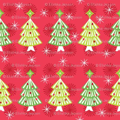 Festive Trees