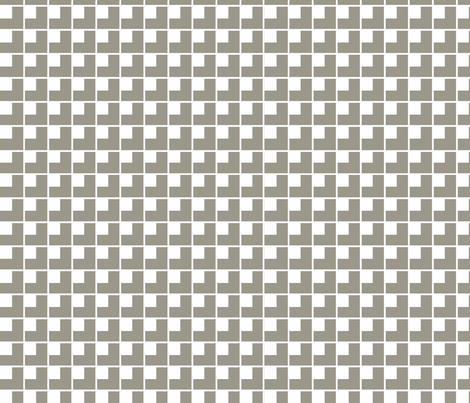 Cloud 9 Check fabric by designedtoat on Spoonflower - custom fabric