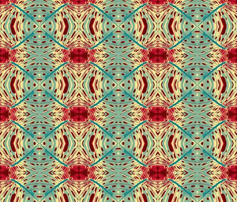 Jeanne d'Arc fabric by susaninparis on Spoonflower - custom fabric