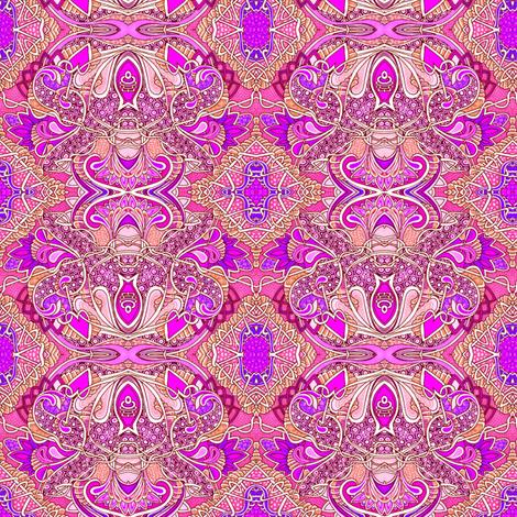 The Hypnotists fabric by edsel2084 on Spoonflower - custom fabric