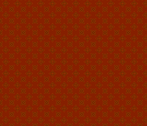 tropical_lace_fire fabric by glimmericks on Spoonflower - custom fabric