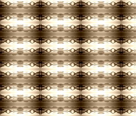 Taipei Moon Bridge  fabric by robin_rice on Spoonflower - custom fabric