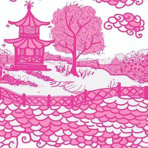 Cloud_Pagoda Pinks